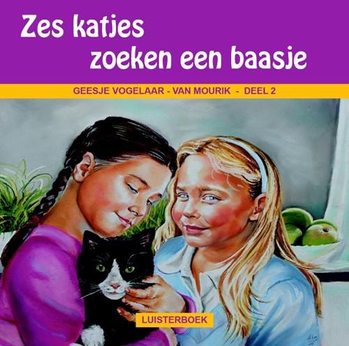 Zes katjes zoeken een baasje (CD)