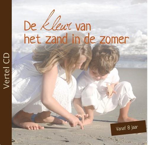 De kleur van het zand in de zomer (CD)