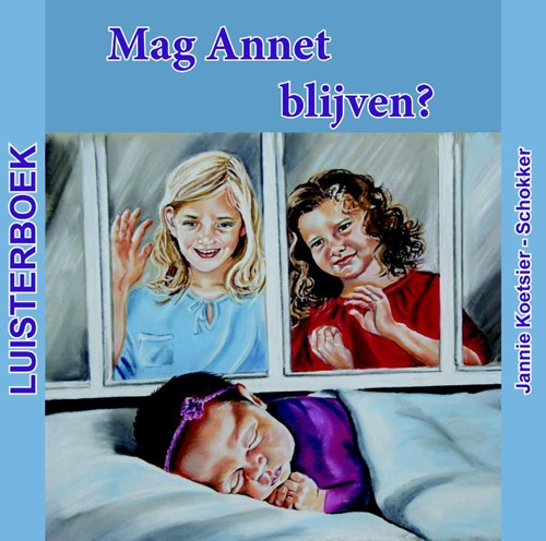 Mag Annet blijven? (CD)