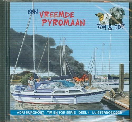 Een vreemde pyromaan (CD)