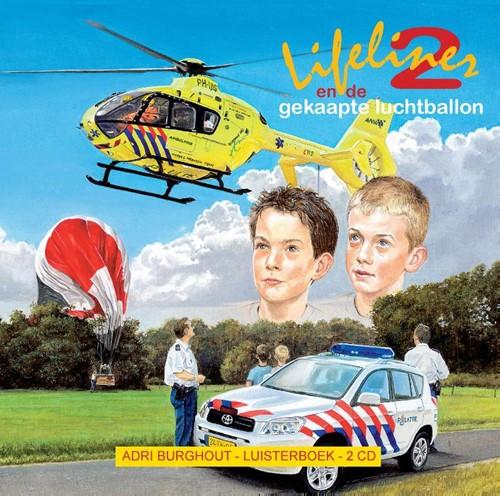 Lifeliner 2 en de gekaapte luchtballon (CD)