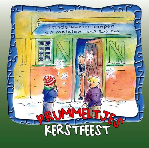 Prummeltjes Kerstfeest (CD)