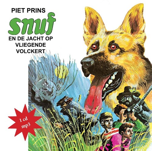 Snuf en de jacht op vliegende Volckert (CD)