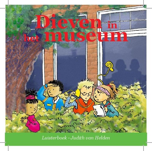 Dieven in het museum (CD)