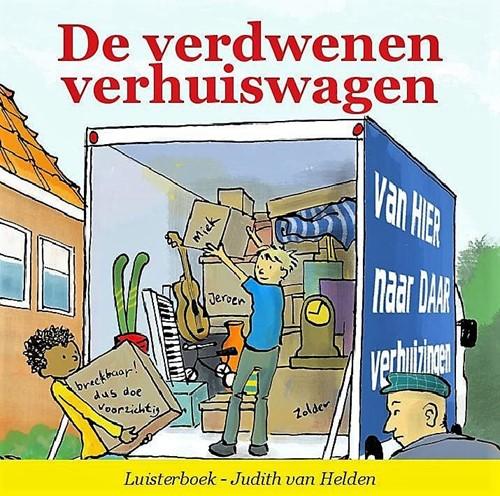 De verdwenen verhuiswagen (CD)