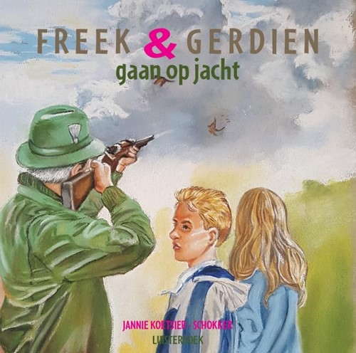 Freek en Gerdien gaan op jacht (CD)