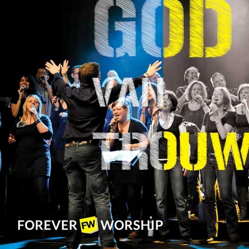 God van trouw (CD)