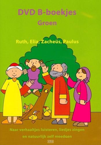 B-boekje groen (DVD-rom)