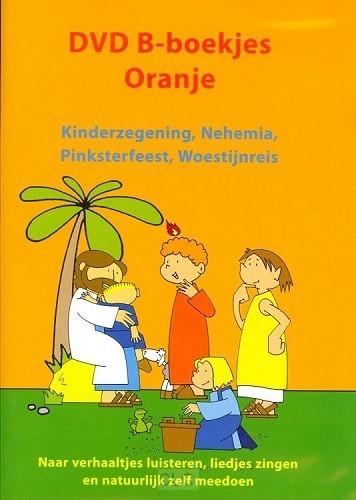 B-boekje oranje (DVD-rom)