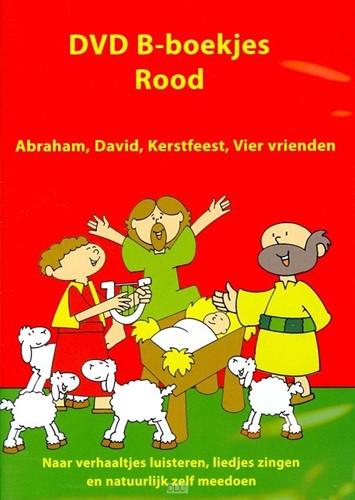 B-boekje rood (DVD-rom)
