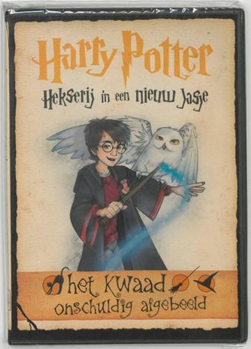 Harry Potter, hekserij in een nieuw jasje (DVD-rom)
