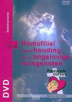Homofilie / Onze houding t.o.v. ongelovige huisgenoten (DVD-rom)