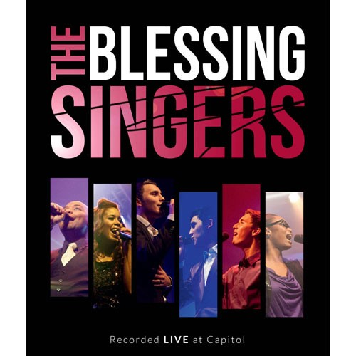 The blessing singers live (DVD-rom)