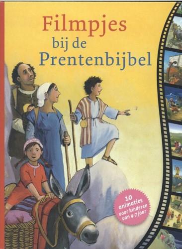 Filmpjes bij de prentenBijbel (DVD-rom)