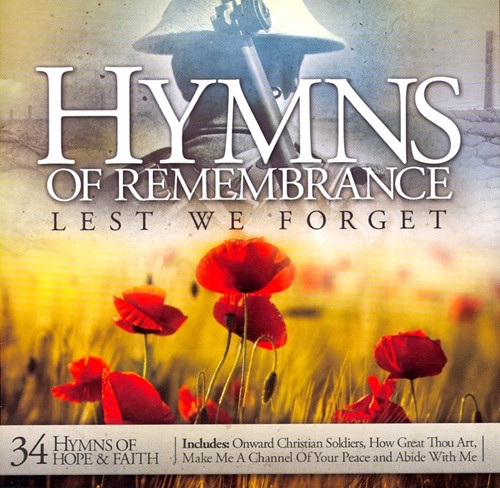 Hymns of Remembrance-Lest we forget (CD)