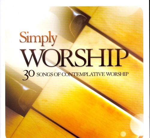 Simply Worship (CD)