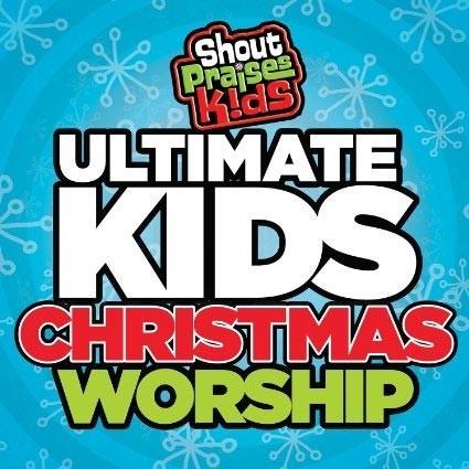 Ultimate kids Christmas worship (CD)
