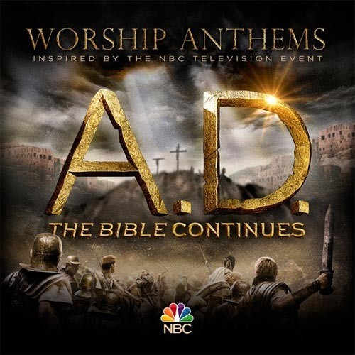 AD worship anthems (CD)