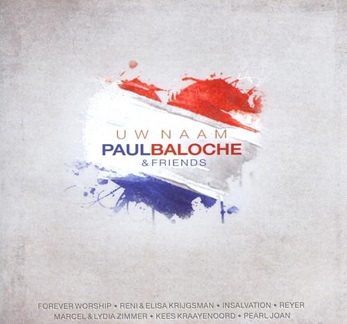Uw naam (Dutch album) (CD)