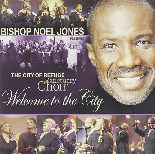 Welcome to the city cd (CD)