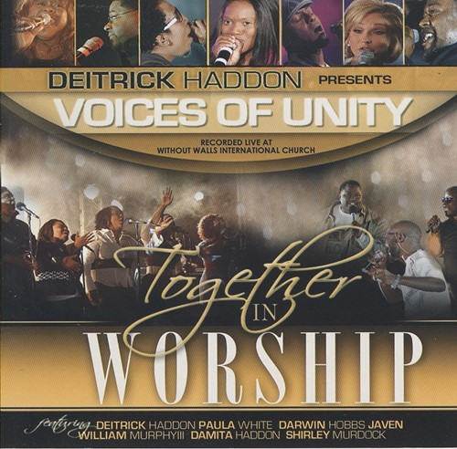 Together in worship (CD)