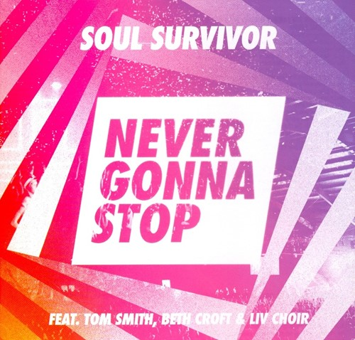 Never gonna stop (live) (CD)