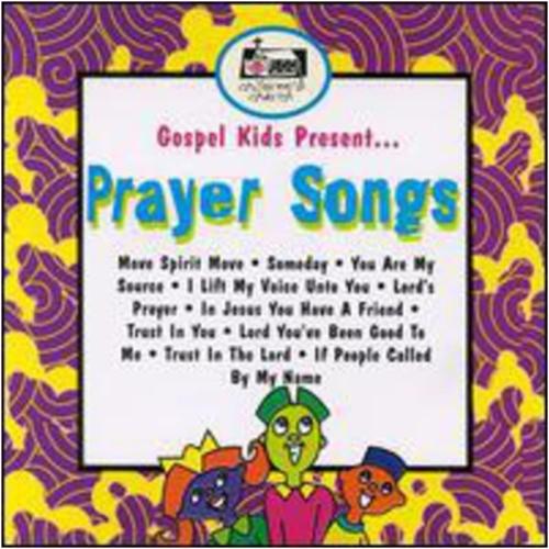 Prayer songs (CD)