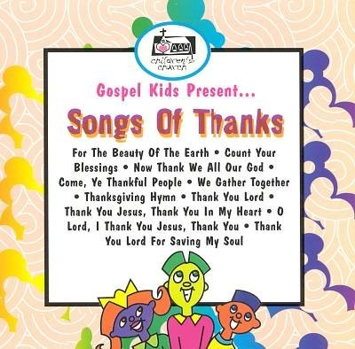 Thank you songs (CD)