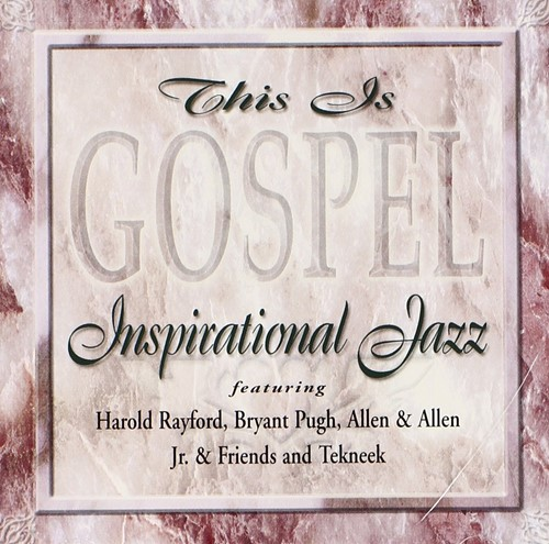 This is gospel: inspirational jazz (CD)