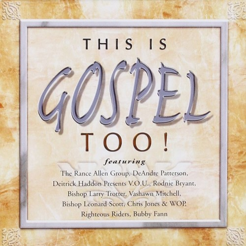 This is gospel too! (CD)