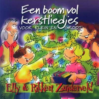 Een boom vol kerstliedjes (CD)