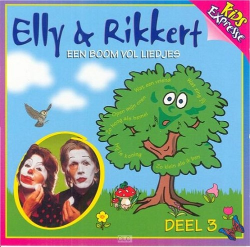 Een boom vol liedjes (Deel 3) (CD)