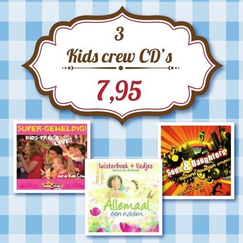 Super geweldig/allemaal/sons&daught (CD)