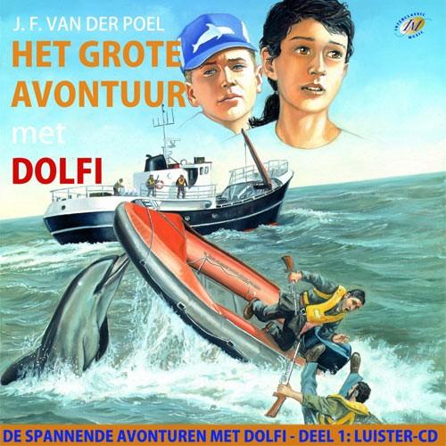 Grote avontuur met dolfi 1-luiste (CD)