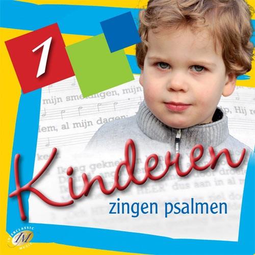 Kinderen zingen psalmen (CD)