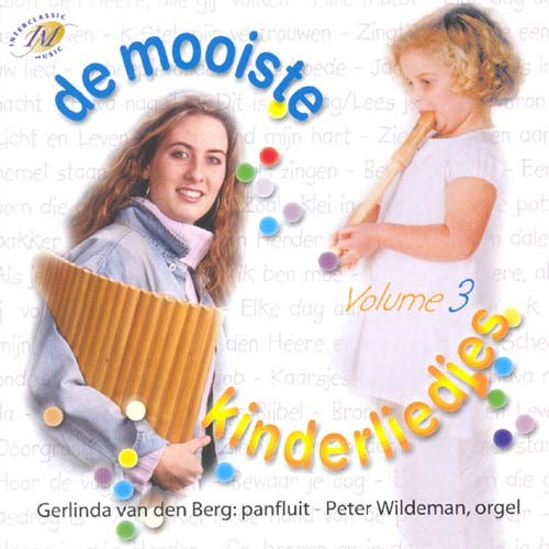 Mooiste kinderliedjes vol3 (CD)
