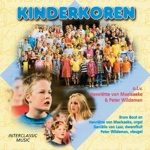 Diverse kinderkoren (CD)