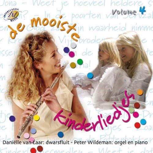 De mooiste kinderliedjes 4 (CD)