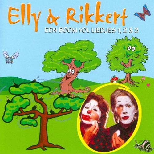 Een boom vol (3-cd box) (CD)