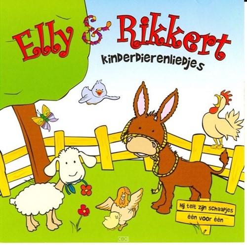 Kinderdierenliedjes (CD)