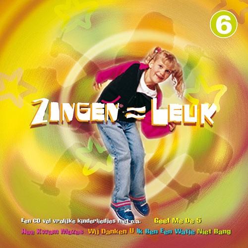 Zingen = leuk (CD)