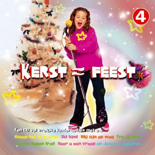 Kerst = feest (CD)