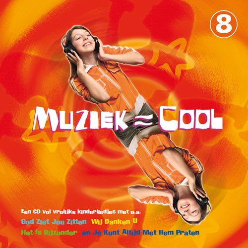 Muziek = cool (CD)