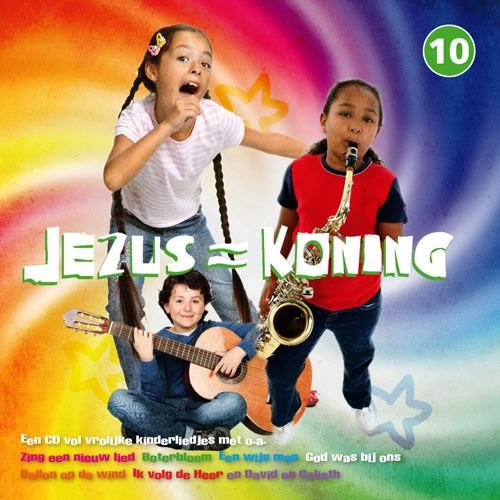 Jezus = koning (CD)