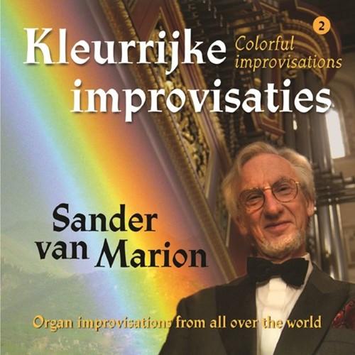 Kleurrijke improvisaties (CD)