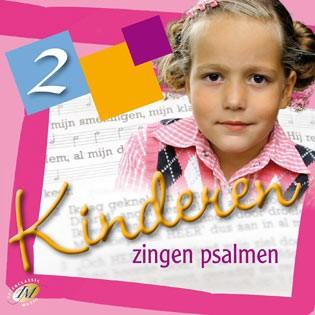 Kinderen zingen psalmen 2 (CD)