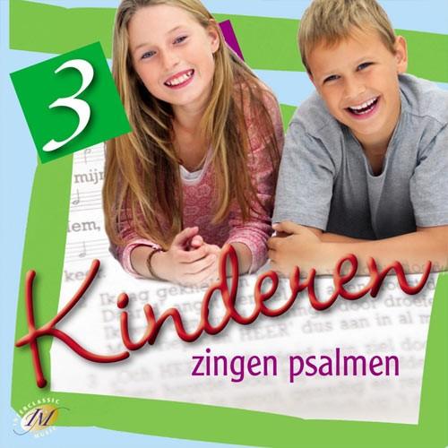 Kinderen zingen ps 3 [+!+] (CD)