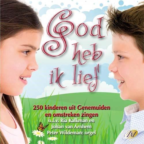 God heb ik lief (CD)