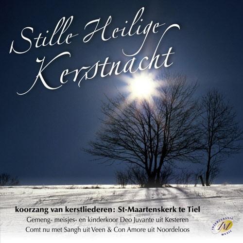 Stille heilige kerstnacht (CD)