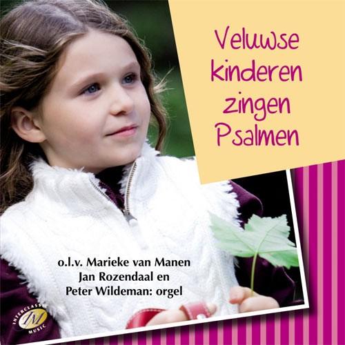 Veluwse kinderen zingen psalmen (CD)